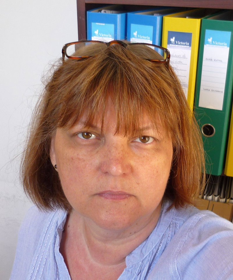 Photo of Zsuzsanna Vajda